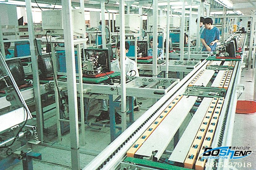 工装板检测线