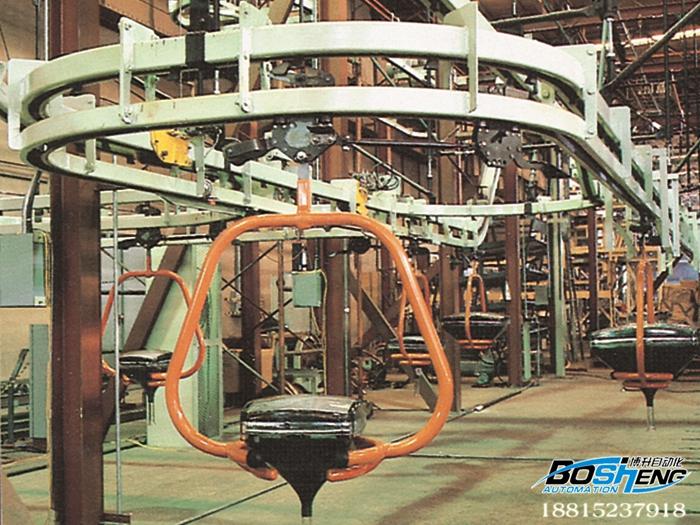 悬挂链生产线