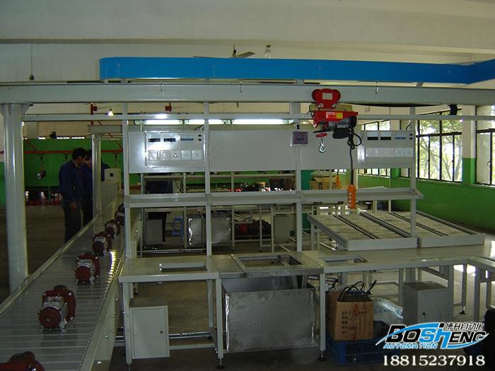 板链生产线