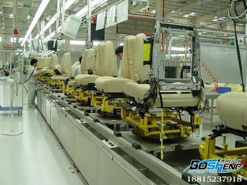 汽车座椅生产线