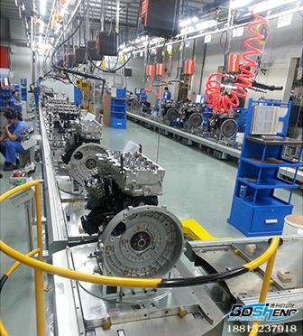 汽车变速箱生产线