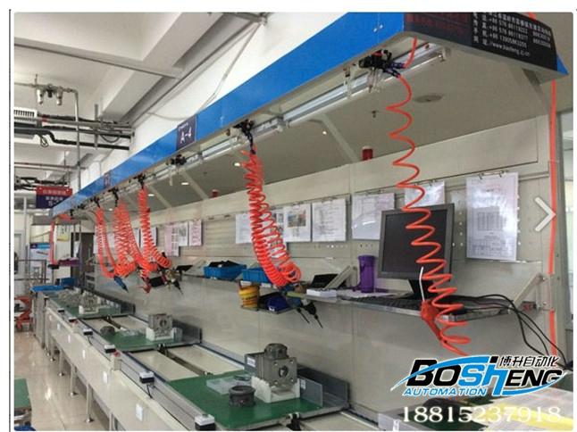 仪表仪器装配线